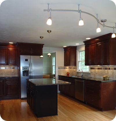 Pendant, Track, Recessed and Undercabinet Lights
