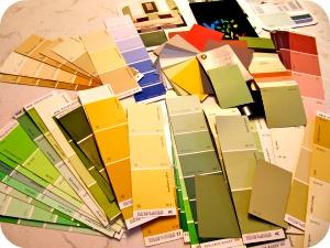 Hot Interior Room Colors