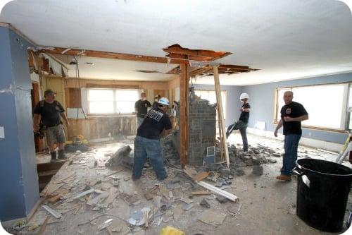 Johnson Project Demolition