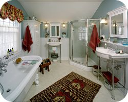 Bathroom by McClurg