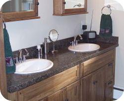 Granite-looking Laminate Countertop