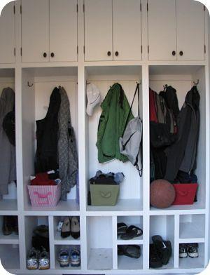 4 entryway storage ideas for families on-the-go Locker Organization Ideas