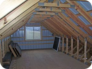 Converting Shed To Building Regulations