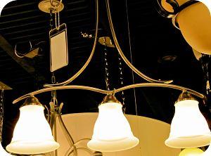 Lighting fixtures from Ferguson's
