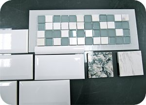 Kitchen backsplash tiles from Best Tiles