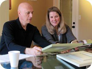 Vince Petralito and Mary Karpinski