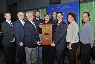 2008 Business of the Year