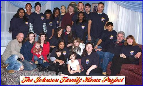 Johnson Family Home Project