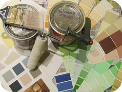 The Hottest Interior Paint Colors For 2013