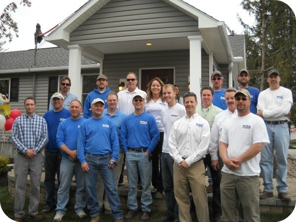 McClurg Team at Johnson Family Home