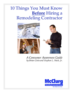 Free guide 10 things you must know before hiring a for Hiring a contractor