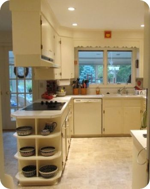 Mary's 1958 Kitchen