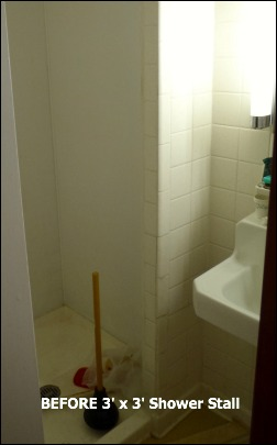 A Bathroom Remodel From Start To Finish Photos