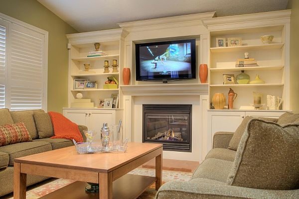 Design Ideas for Built-in Entertainment Centers