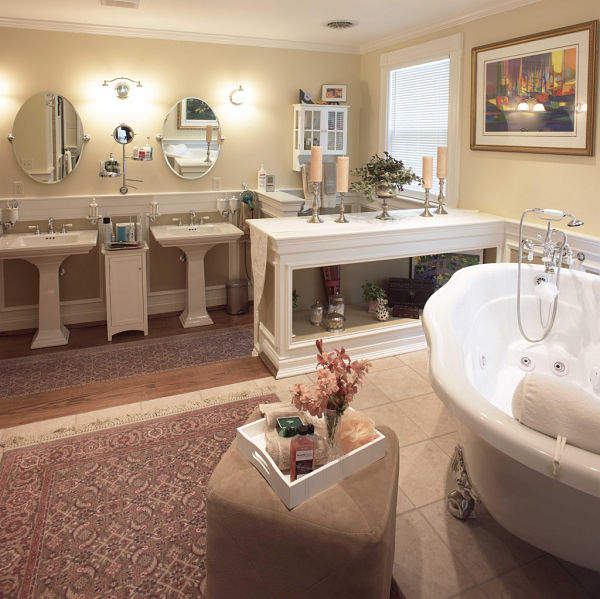our picks for the best bathroom design trends for 2013