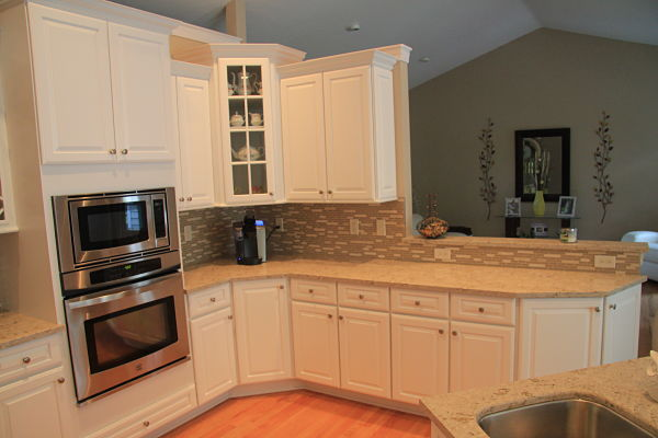 white-painted-maple-kitchen-cabinets