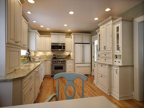 U shaped kitchen home design and decor reviews for U shaped kitchen designs