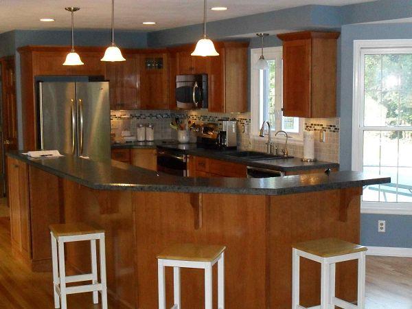 Kitchen Design G Shape 6 great kitchen floor plan design ideas