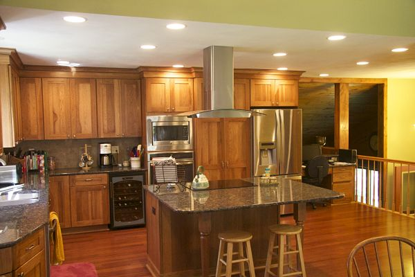 Project Of The Month Dining Room And Kitchen Remodel