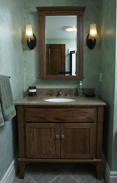 5 Creative Design Ideas For Small Bathrooms