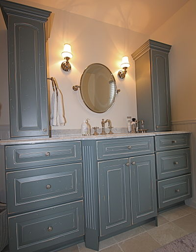 Furniture Style Bathroom Cabinetry