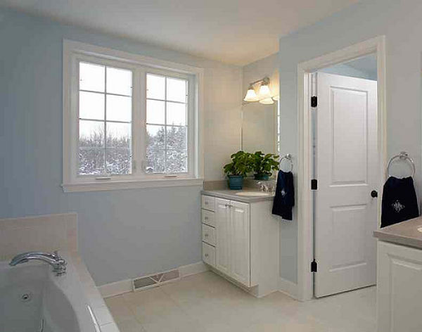 soothing bathroom colors master bath design ideas for comfort and enjoyment 14523 | relaxing bathroom colors