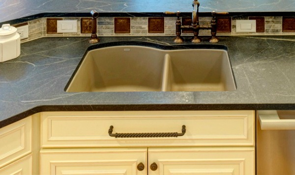 6 Great Design Ideas for Kitchen Sinks on wall mount kitchen sink faucet, farmhouse kitchen sink faucet, single kitchen sink faucet,