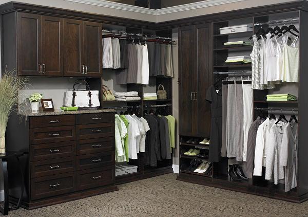 13 Awesome Custom Closet Design Ideas