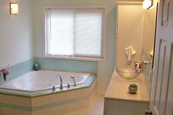 Bathroom with Whirlpool Tub