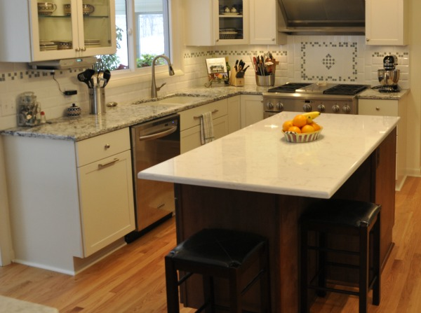 Cambria Marble Look Island Countertop