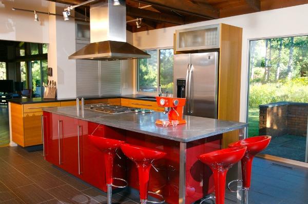 slab flat panel kitchen cabinet doors
