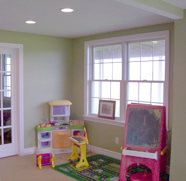 basement childrens playroom