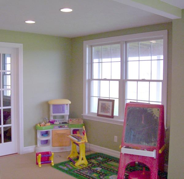 basement childrens playroom