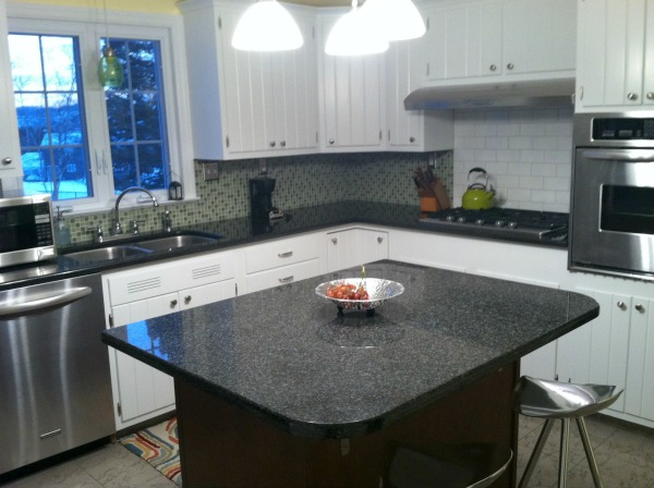 Project of the Month: A Minor Kitchen Remodel Transforms a Home