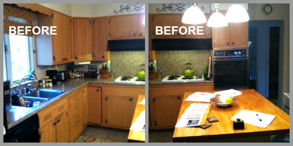 Project Of The Month A Minor Kitchen Remodel Transforms A