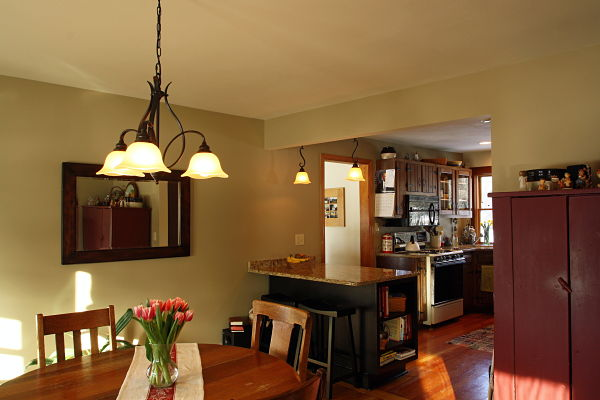 Open-Kitchen-and-Dining-Area