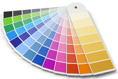 paint color fan