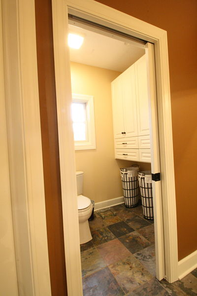 private commode room
