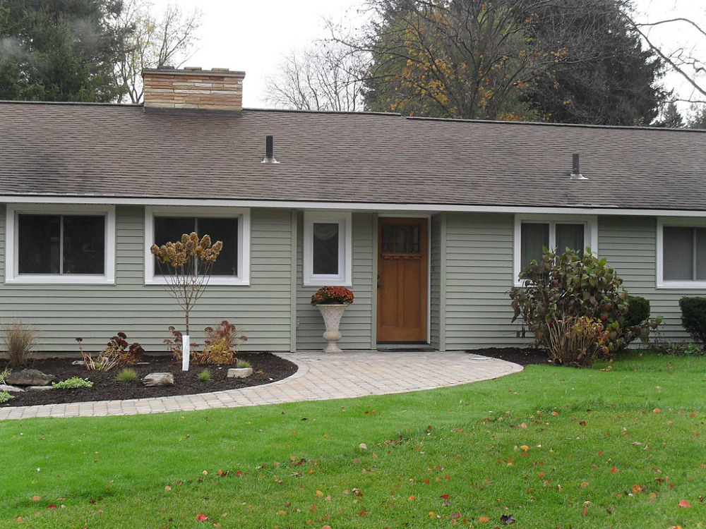 Nice Vinyl Siding Ideas For Ranch Style #4: 5 Front Entrance Design Ideas That Add Curb Appeal