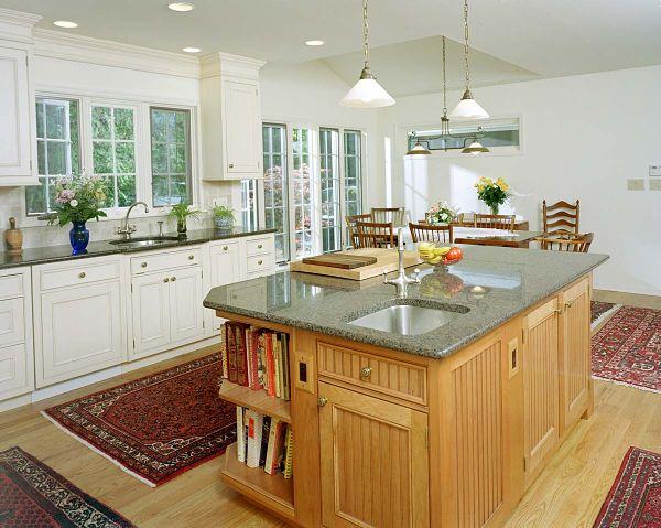 Island Kitchen With Sink the newest essential: a second kitchen sink