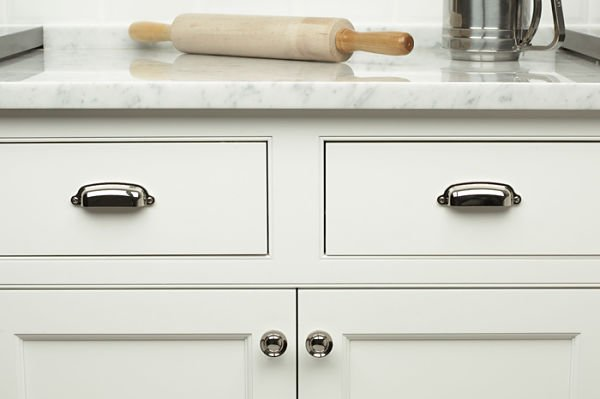 Top S Kitchen Island With Cup Drawer Pulls