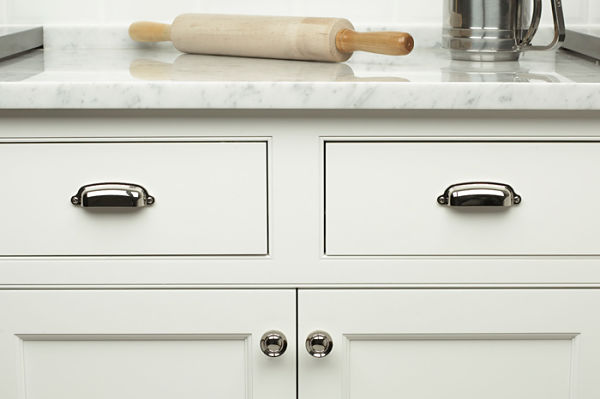 top knobs kitchen island with cup drawer pulls