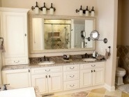 bath vanities and storage