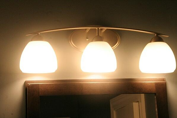 Kitchler three-lamp downlight fixture
