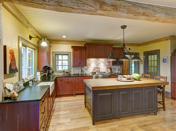 Design Ideas for Kitchen Cabinets and Cabinet Hardware