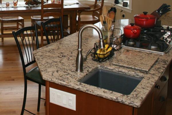 Kitchen Island With Prep Sink modren kitchen island with prep sink w inside design inspiration