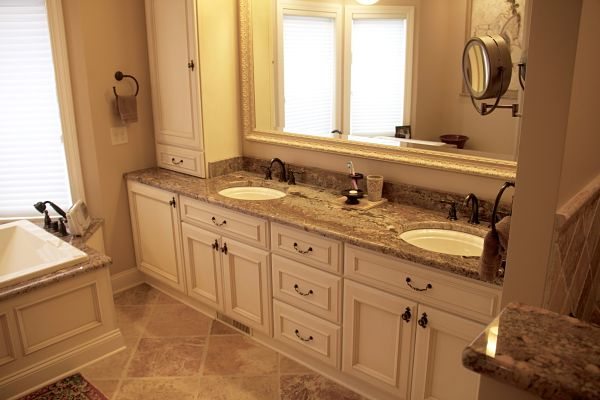 Master Bath Retreat Vanity
