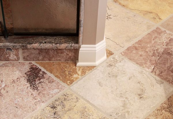 Slip-resistant Decorative Floor Tile