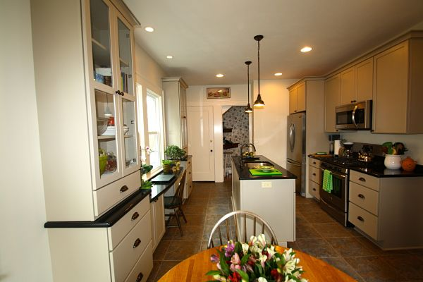 kitchen design syracuse ny project of the month syracuse galley kitchen remodel 21381