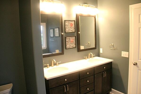 vanity and medicine cabinets